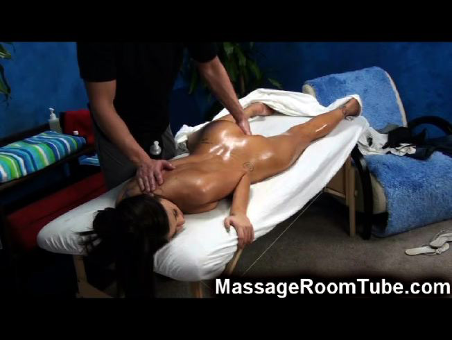 Seduced During Massage