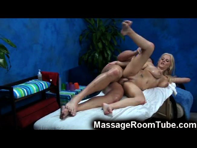 Hidden Camera In Massage Parlor